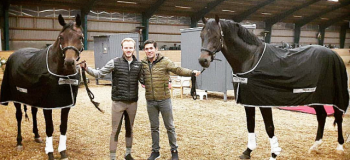 Helgstrand achieved good results at DRF's Championship for young horses in Billund